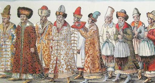 Дворянство в Древній Русі