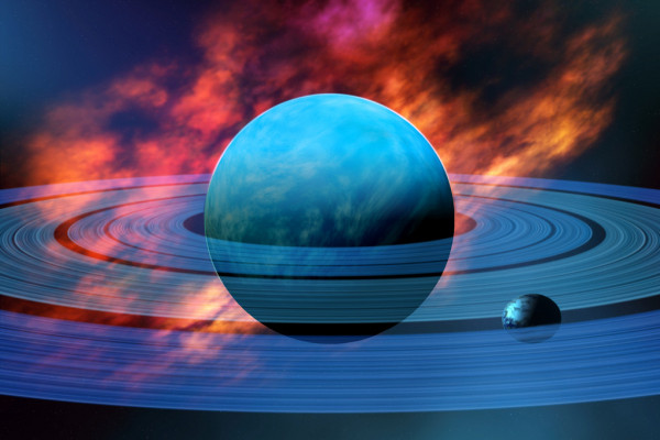 Нептун планета гігант