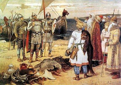 Розповідь про історію України
