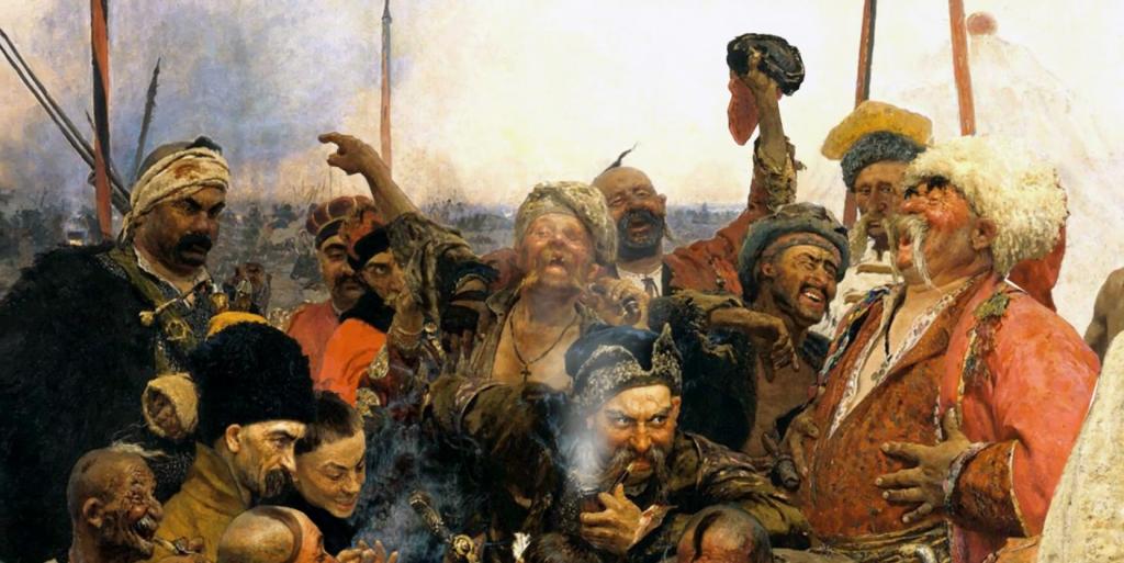 Розповідь про Запорізьких козаків